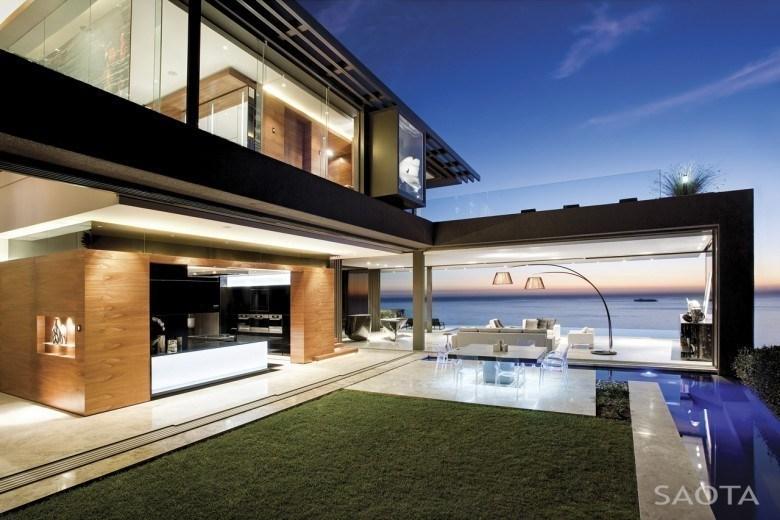 5 case moderne mozzafiato ilforum for Case grandi moderne
